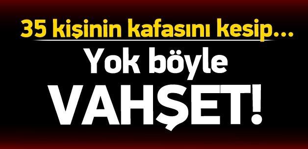 Türkmen köyünde IŞİD vahşeti
