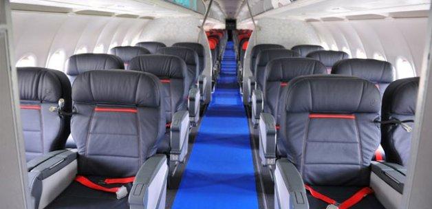 Uçaklarda Kürtçe anons talebine ret