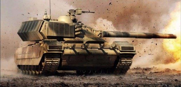 Ukrayna'da Rus tankı krizi!