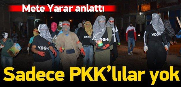 Ünlü uzman PKK'nın hendek yöntemini anlattı
