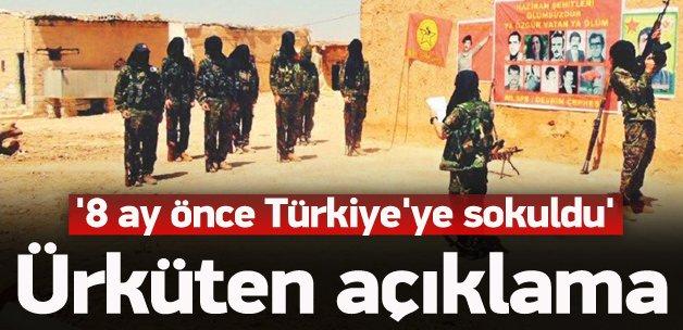 Ürküten iddia: 8 ay önce Türkiye'ye sokuldular