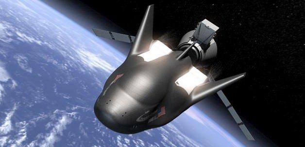 Uzaya kargo teslimatı yapacak