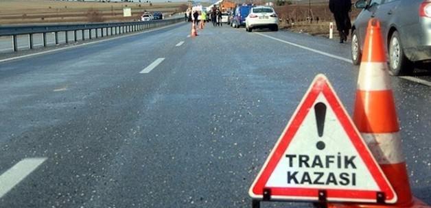 Van'da feci kaza: 11 yaralı