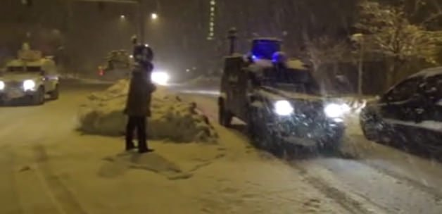 Vatandaş ihbar etti, polis harekete geçti
