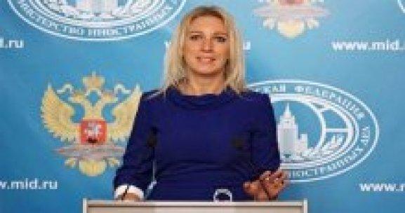 Zaharova, 'Türkiye ile ilişkileri yeniden değerlendiriyoruz'