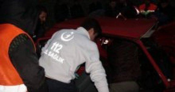 Zonguldak'ta feci kaza, 1 ölü 6 yaralı