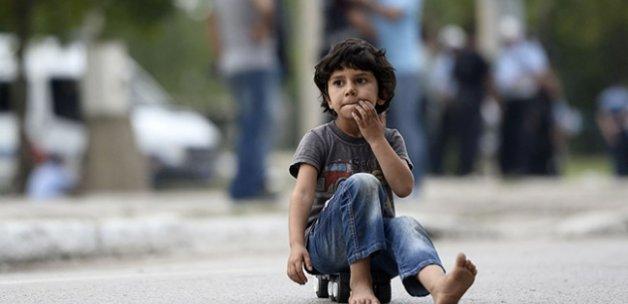 10 binden fazla sığınmacı çocuğa ulaşılamıyor