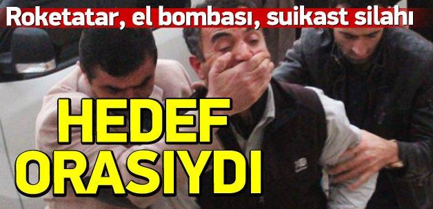 2 DHKP-C'li'nin hedefinde Ankara vardı