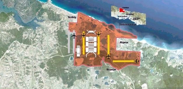 3. Havalimanı, MIPIM'de ödüle aday