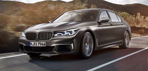 600 beygirlik BMW M760i xDrive