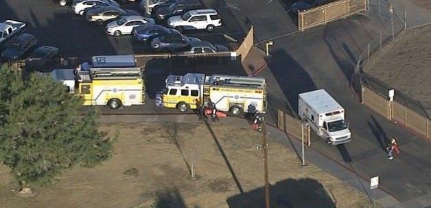 ABD'de liseye saldırı: 2 ölü