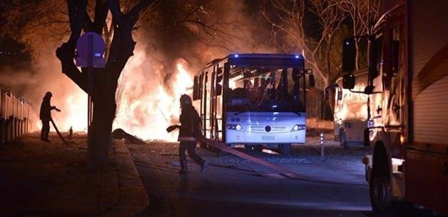 ABD'den Ankara saldırısı için açıklama