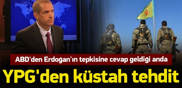 ABD'den Erdoğan'ın tepkisine cevap geldi
