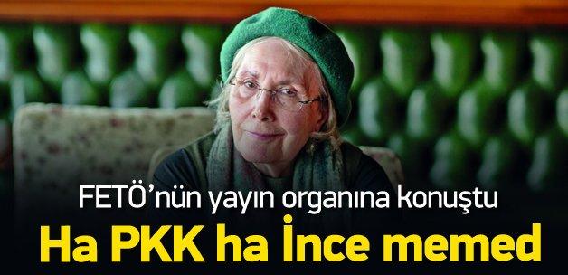 Adalet Ağaoğlu: Ha İnce Memed ha PKK