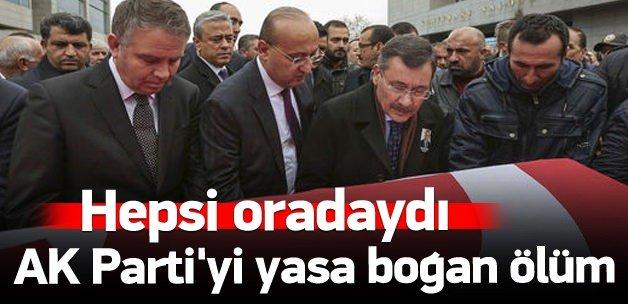 AK Parti'yi yasa boğan ölüm!