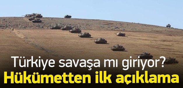 Akdoğan'dan çok önemli Suriye açıklaması