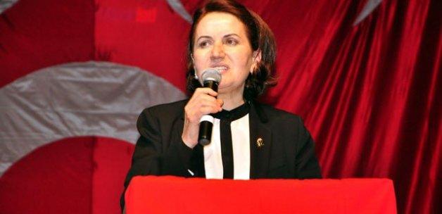 Akşener, 'MHP değişikliğe giderse başbakan olurum'