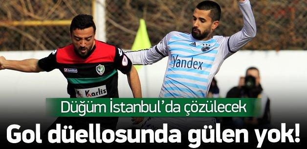 Amed Sportif Faaliyetler - Fenerbahçe: 3-3