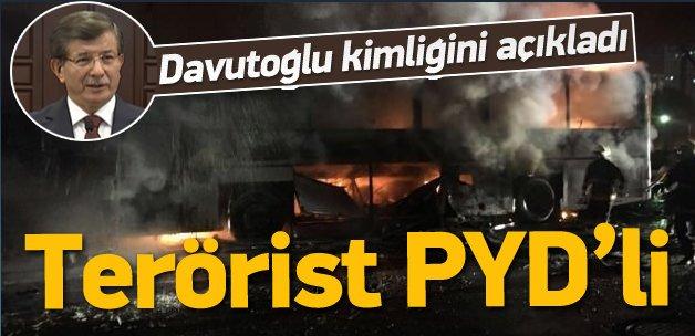 Ankara katliamcısı PYD'li terörist çıktı