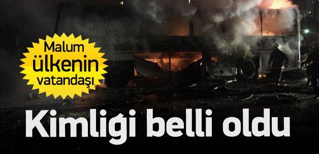 Ankara katliamcısının kimliği belli oldu