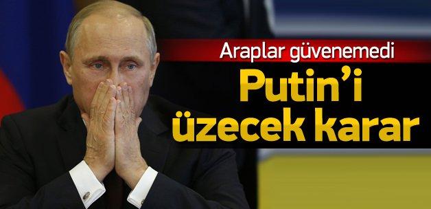 Arabistan'dan Rusya'yı üzecek açıklama