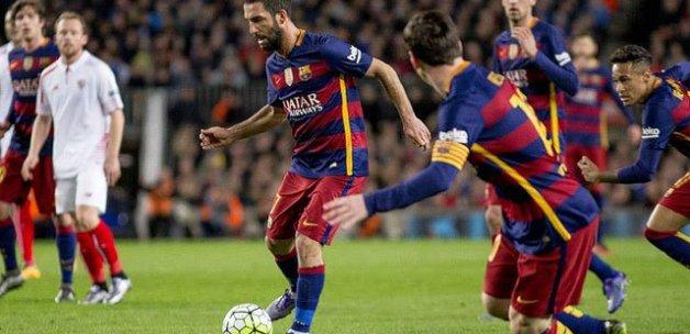 Arda'lı Barcelona yenilmezlik rekorunu 34'e çıkardı