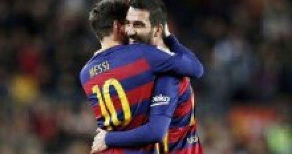 Ardalı Barcelona liderliğini sürdürüyor
