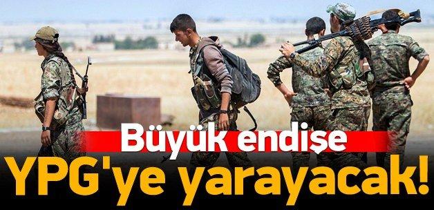 Ateşkes YPG'ye yarayacak!