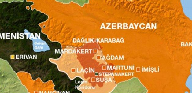 Azerbaycan, Ermenistan'ın zırhlı araçlarını vurdu