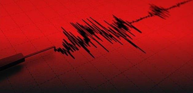 Balıkesir'de 3.5 şiddetinde deprem!