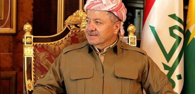 Barzani, 'Bağımsız devlet için izin isteyecek değiliz'
