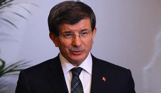 Başbakan Davutoğlu Erzincan'a gitti