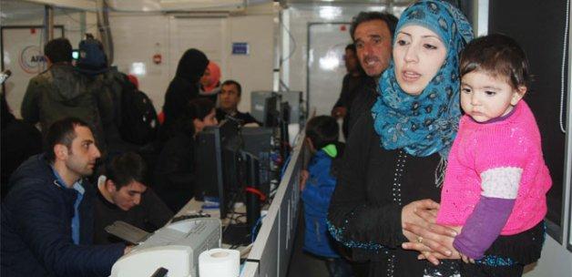 Bayırbucak'tan 4 günde 4 bin 19 kişi tahliye edildi