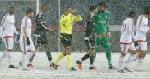 Beşiktaş maçı 12. dakikadan başlayacak