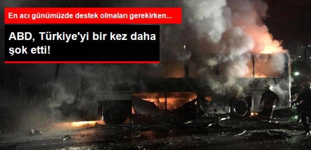 Beyaz Saray: Ankara'daki Saldırının Sorumlularını Belirleyemedik