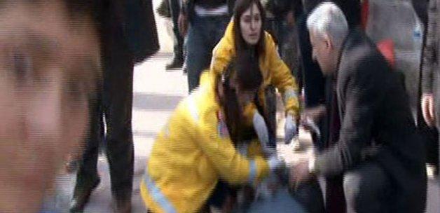 Beyoğlu'nda trafik kazası! Çok sayıda yaralı var