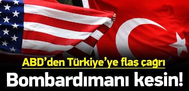 Biden: Türkiye top atışlarını durdurmalı