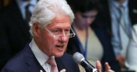 Bill Clinton'dan Türkiye'ye övgü