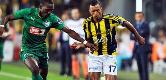 Bursaspor - Fenerbahçe maçı - CANLI