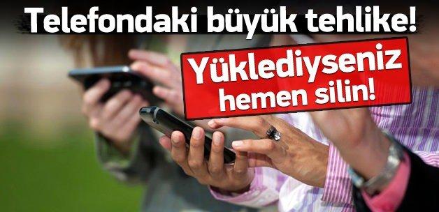 """Cep Telefonlarında """"Üçüncü Parti"""" Tehdidi"""