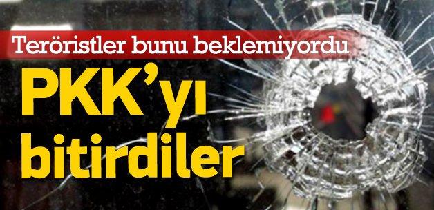 Cizre'de PKK'ya en büyük darbeyi halk vurdu!