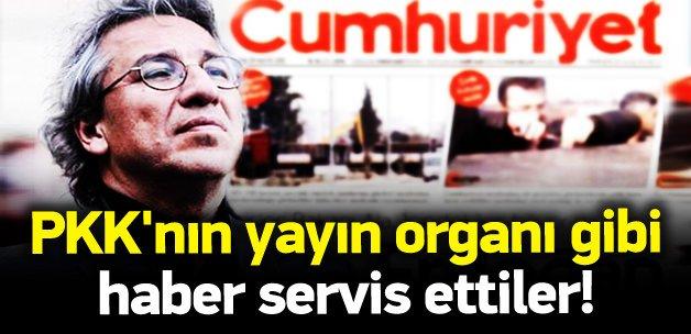 Cumhuriyet Gazetesi'nden PKK skandalı