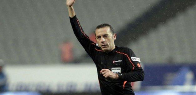 Cüneyt Çakır, bu hafta amatör lig maçına atandı