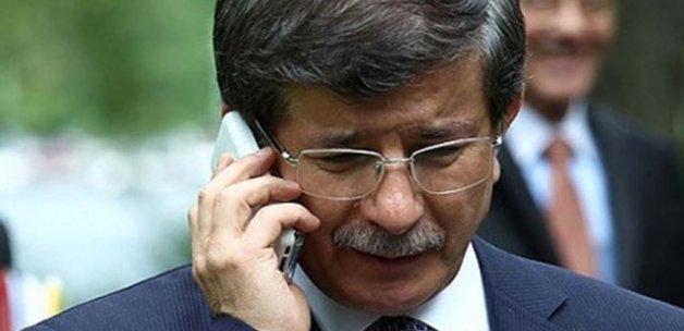 Davutoğlu'ndan Yaşar Kemal'in eşine telefon