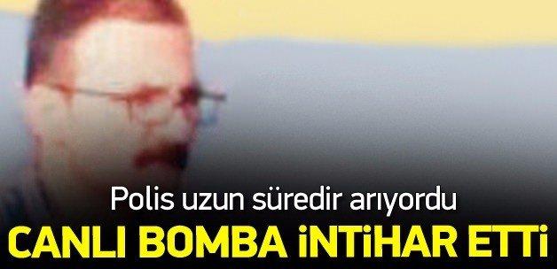 DHKP-C'li canlı bomba tabancayla intihar etti