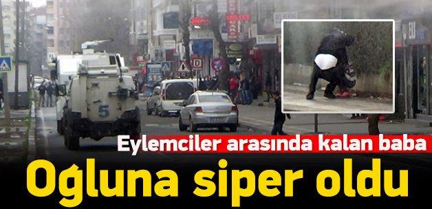 Diyarbakır'da olaylı gün: 3 yaralı