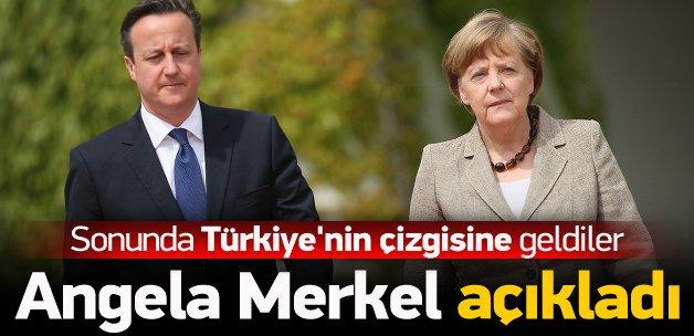 Dünya Türkiye'nin çizgisine geliyor