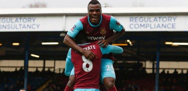 Emenike patladı West Ham coştu