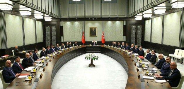 Erdoğan Bakanlar Kurulu'na başkanlık yapacak!