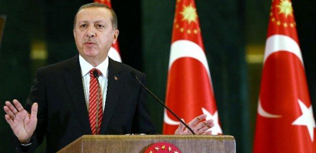 Erdoğan'dan yarışma programlarına tepki